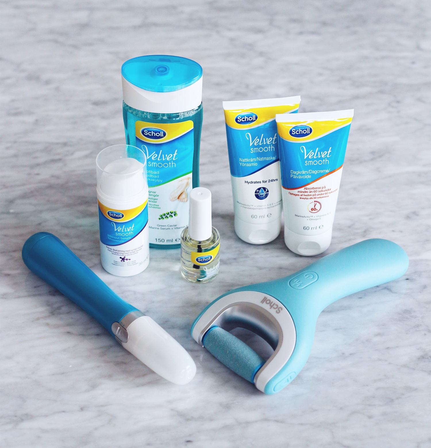 scholl-velvet-smooth-products