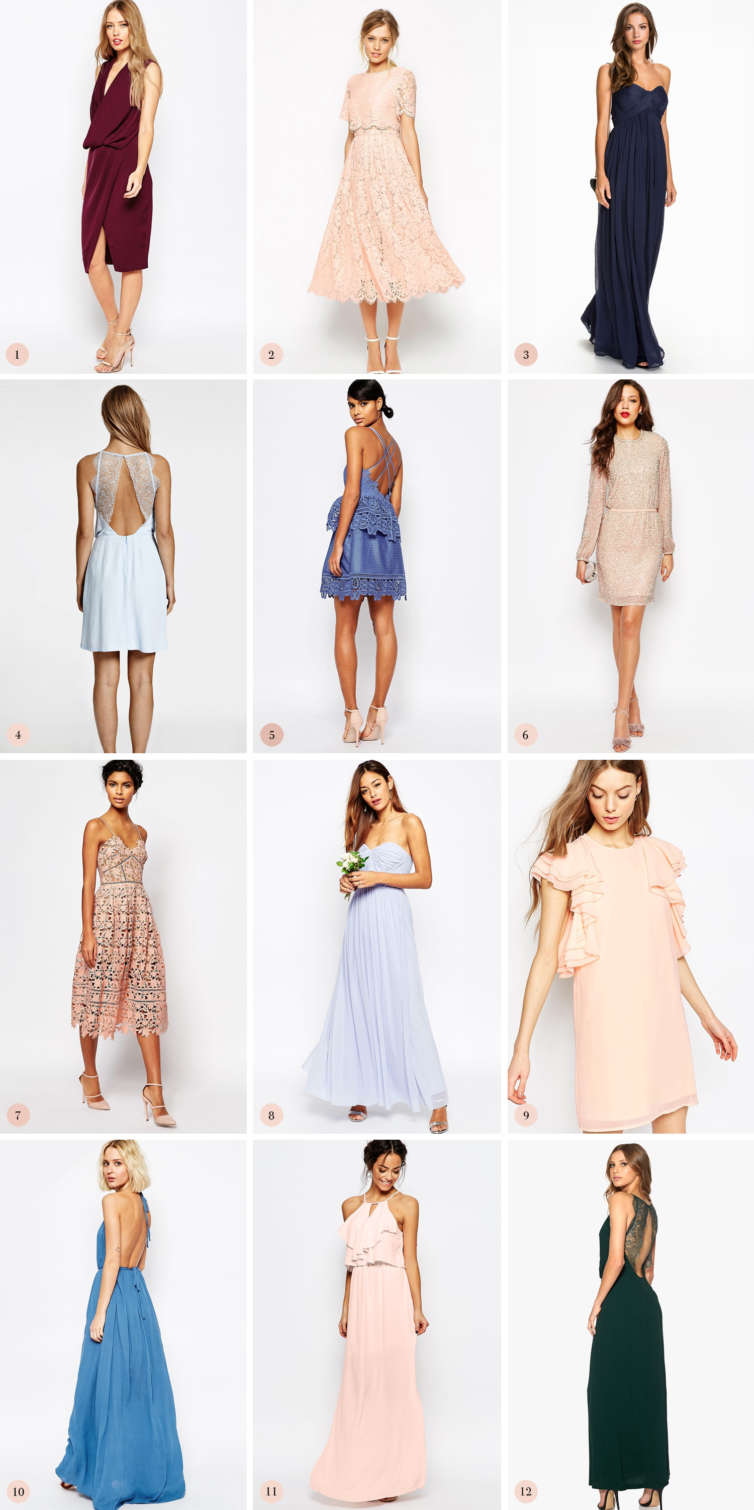 99fc08fe Wedding guest dresses - Christina Dueholm
