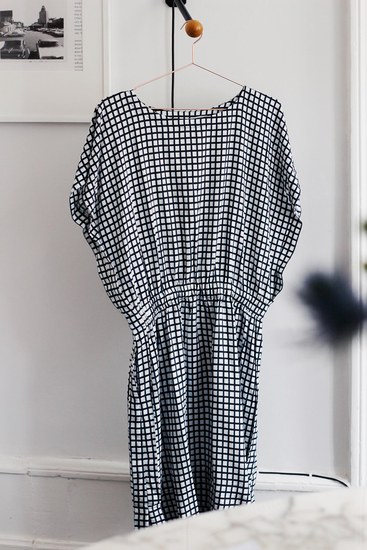 kjole-mønster