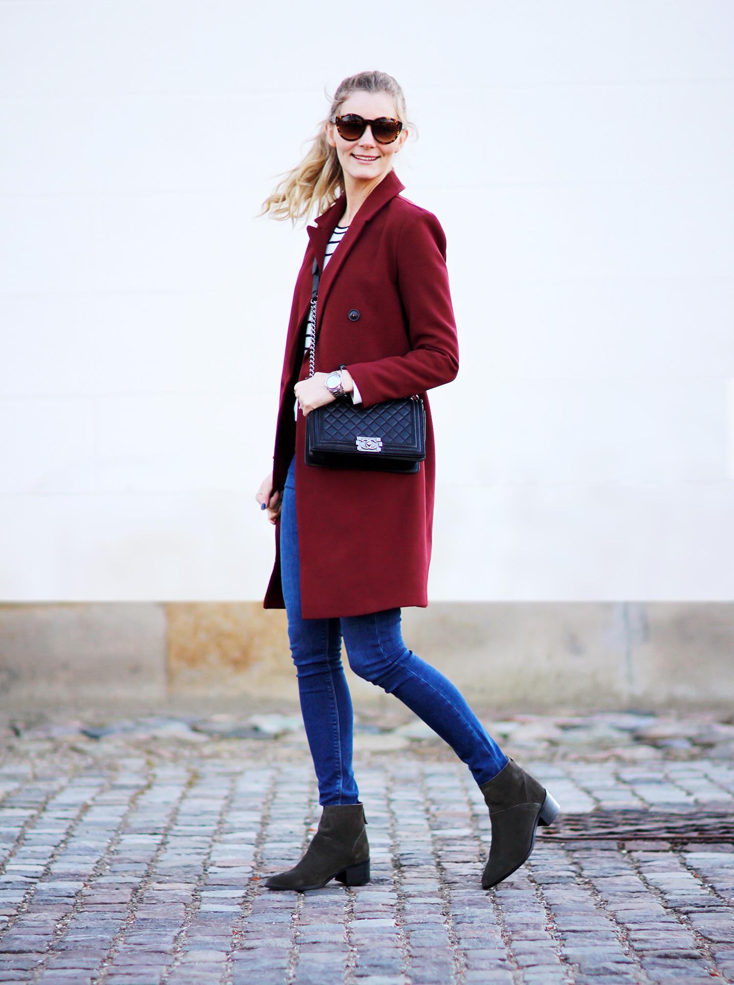 rød-frakke