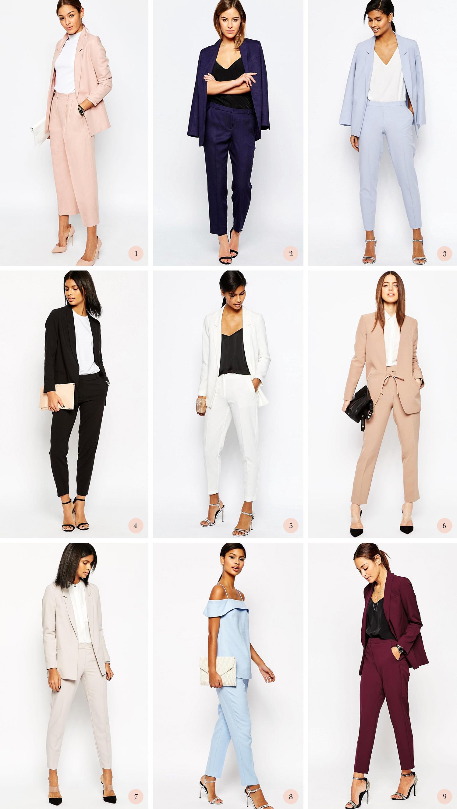 jakkesæt kvinder 2016