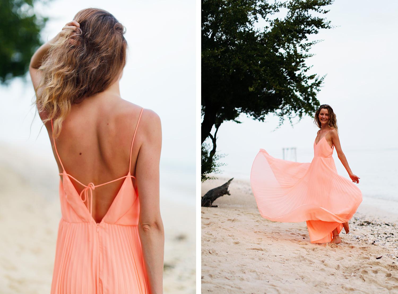 maxi-kjole