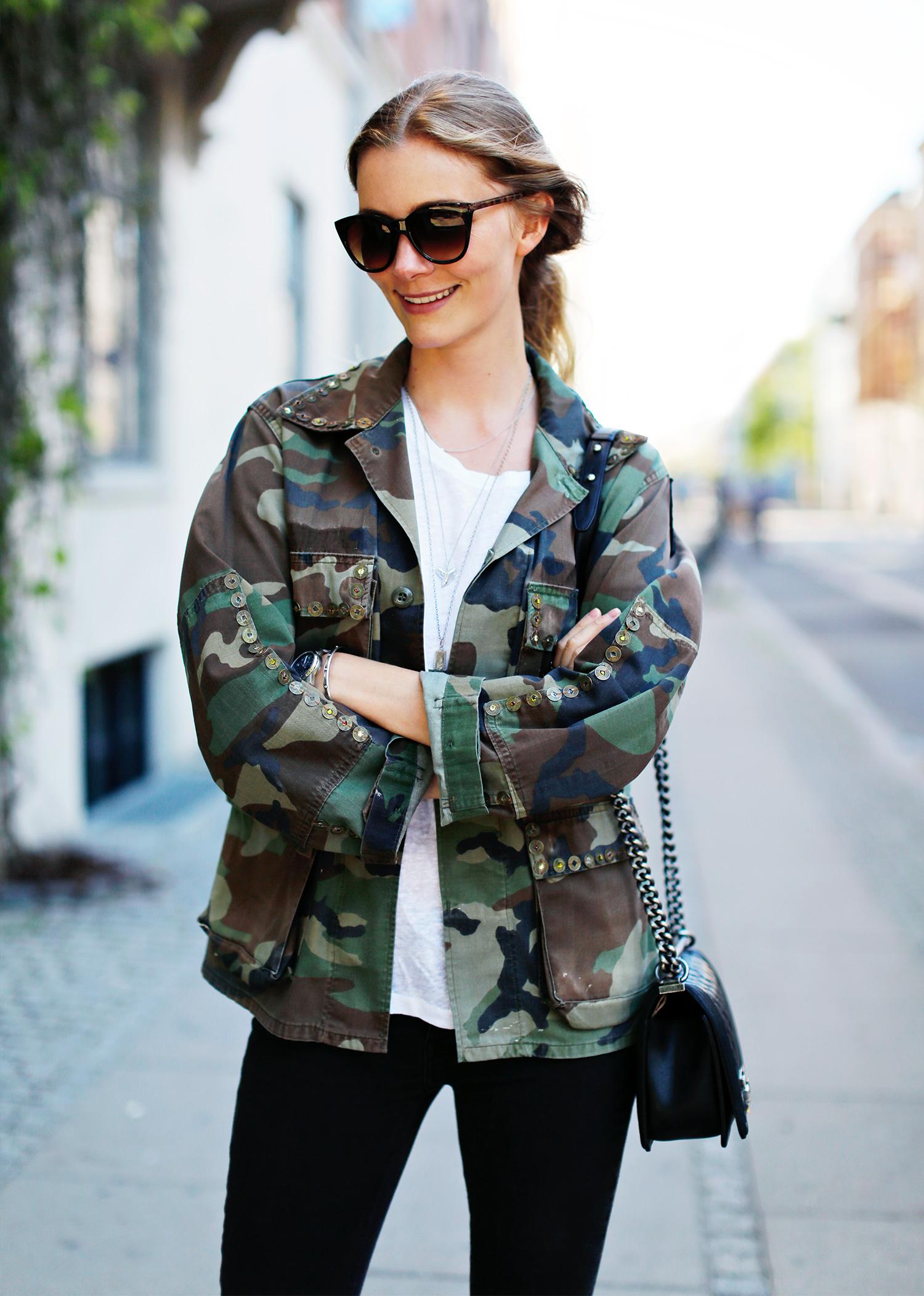 army-jakke