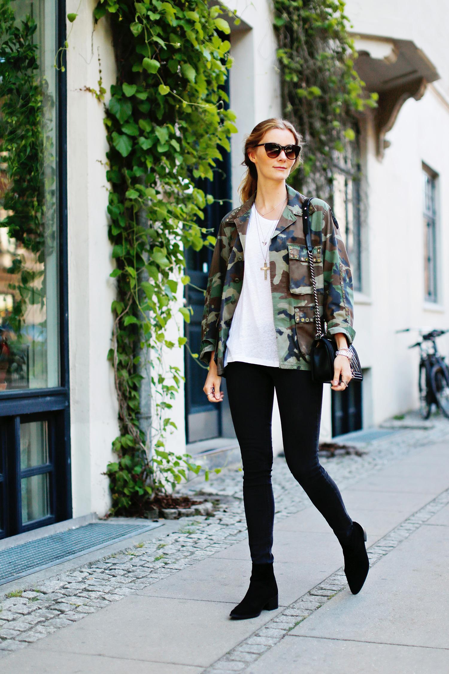 camouflage-jakke