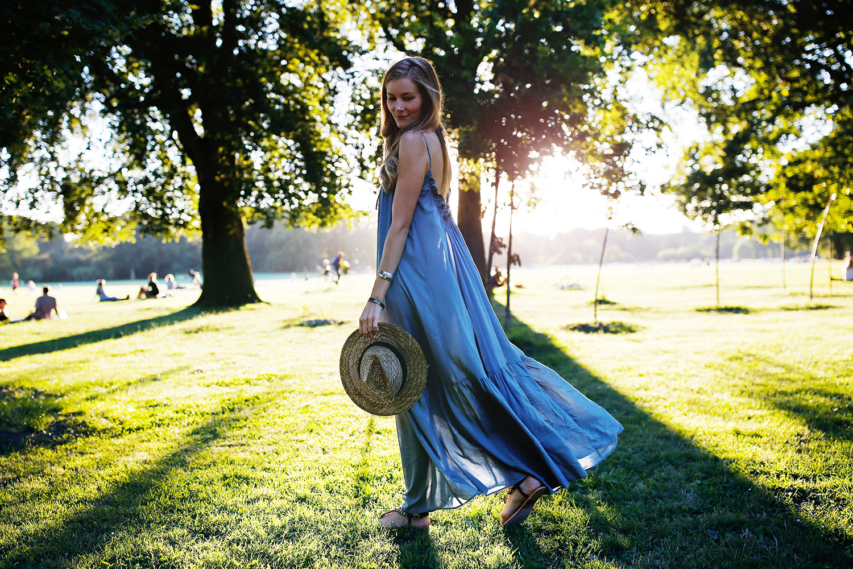 blå-kjole-maxi