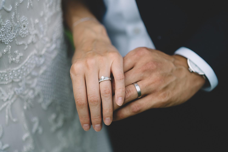 forlovelse hånd