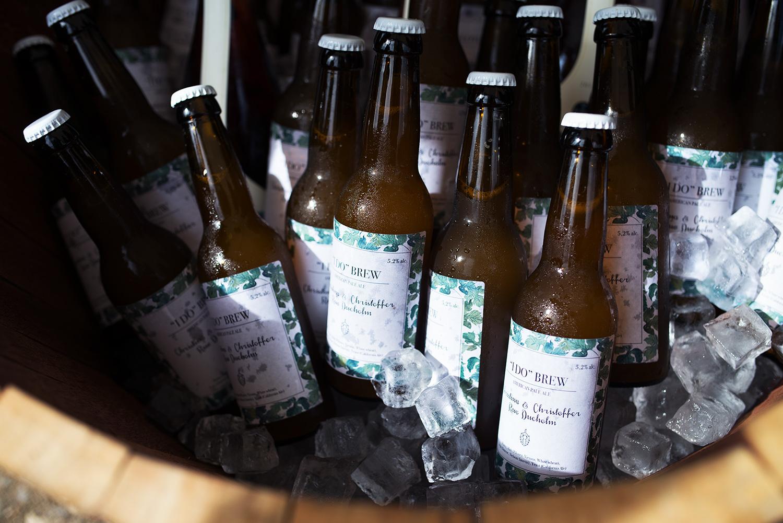 øl-hjemmebryg