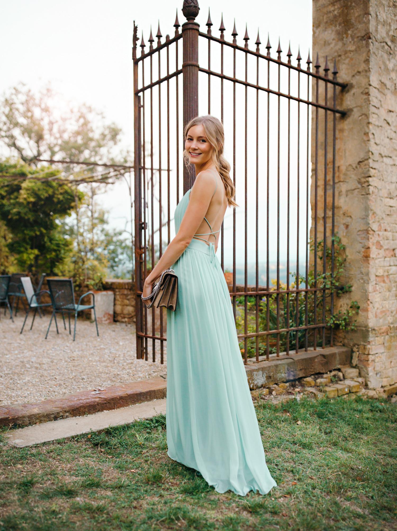 mint-kjole