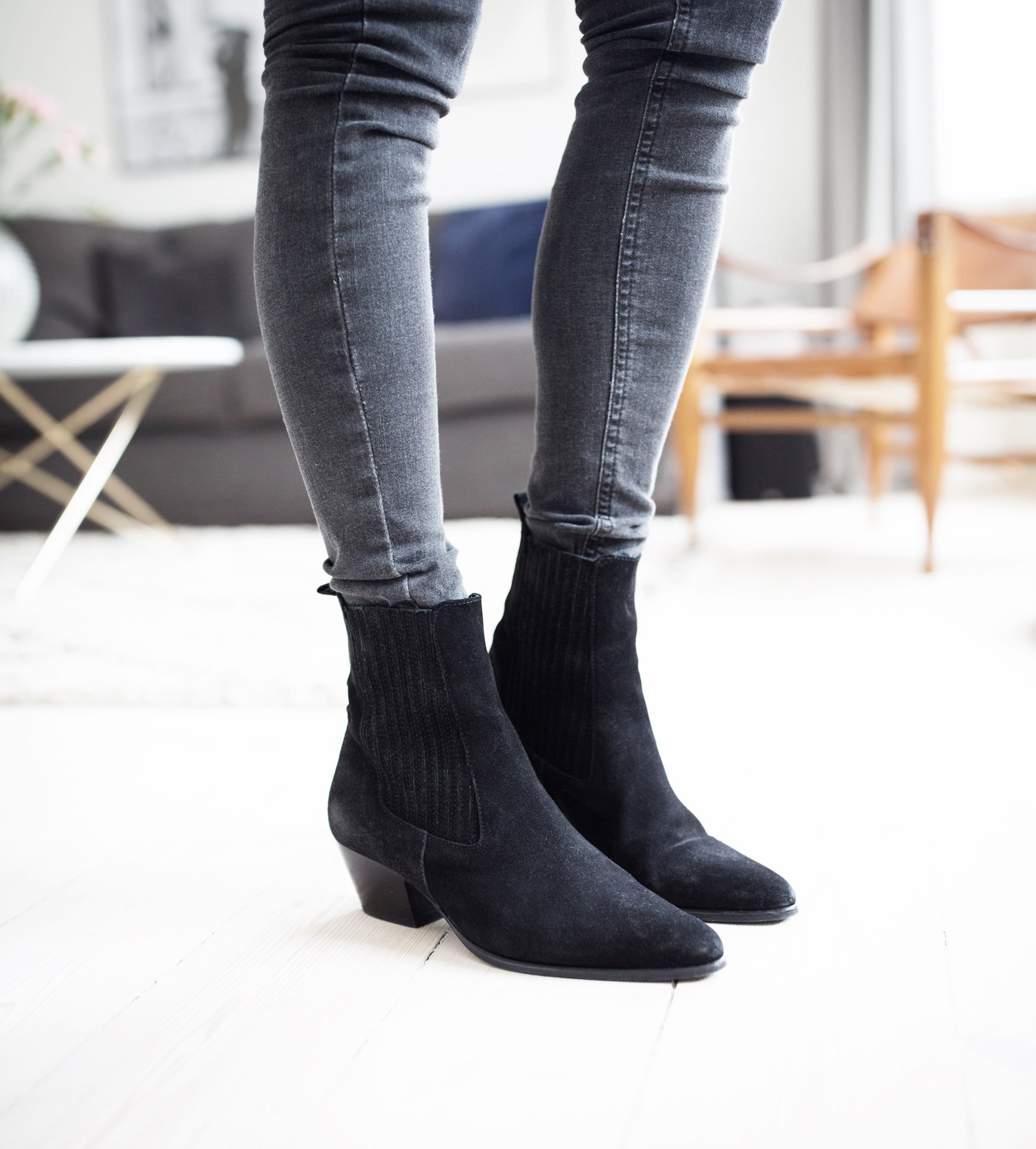 sandro-boots