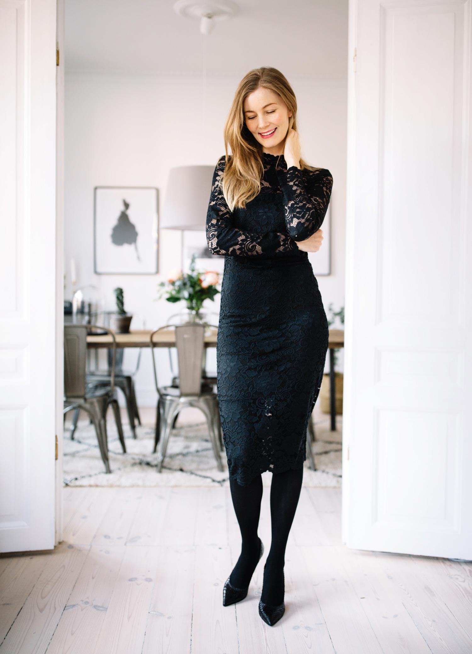 Julefrokost Kjole Christina Dueholm