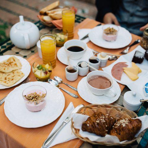 marrakech-breakfast
