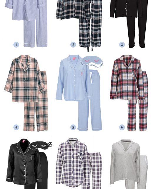 pyjamas, pajamas