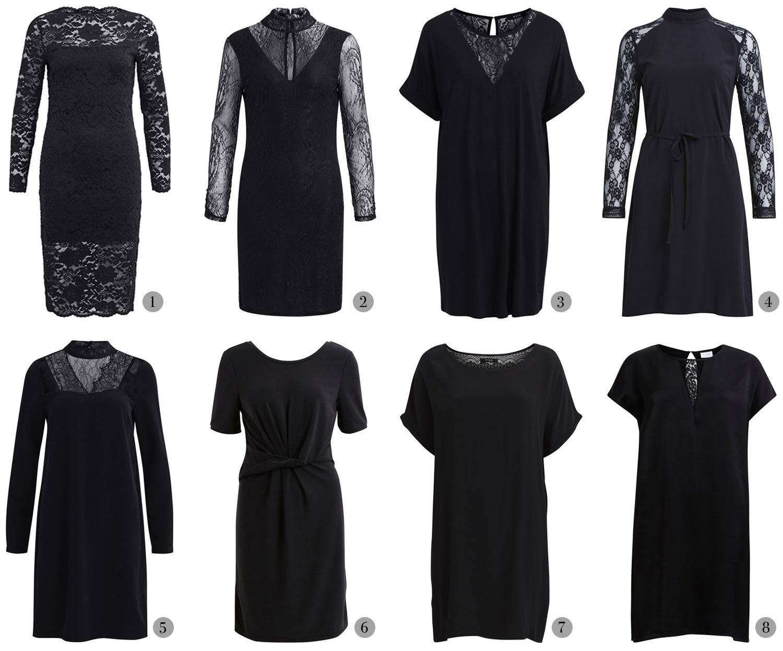 sorte-kjoler