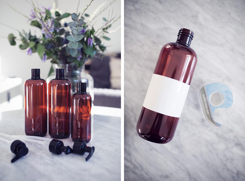 shampoo store flasker