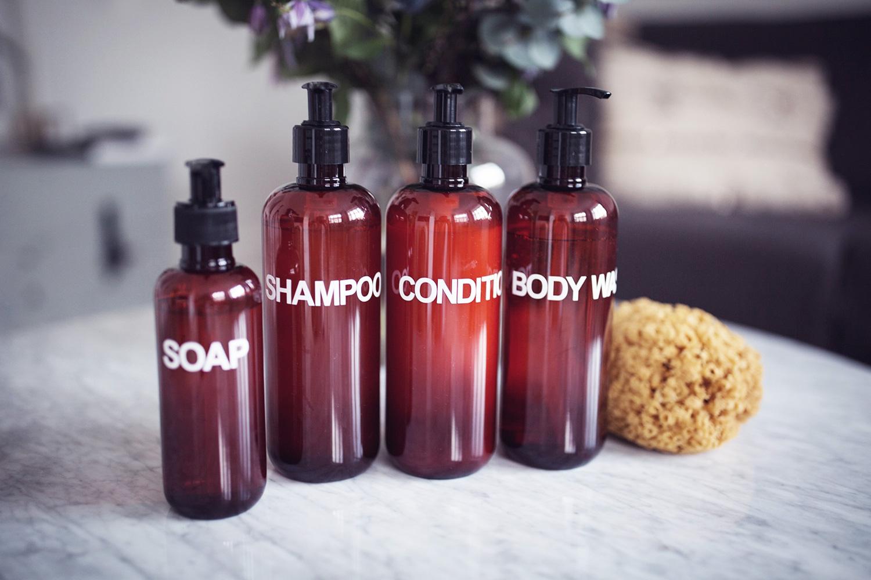 shampooflaske