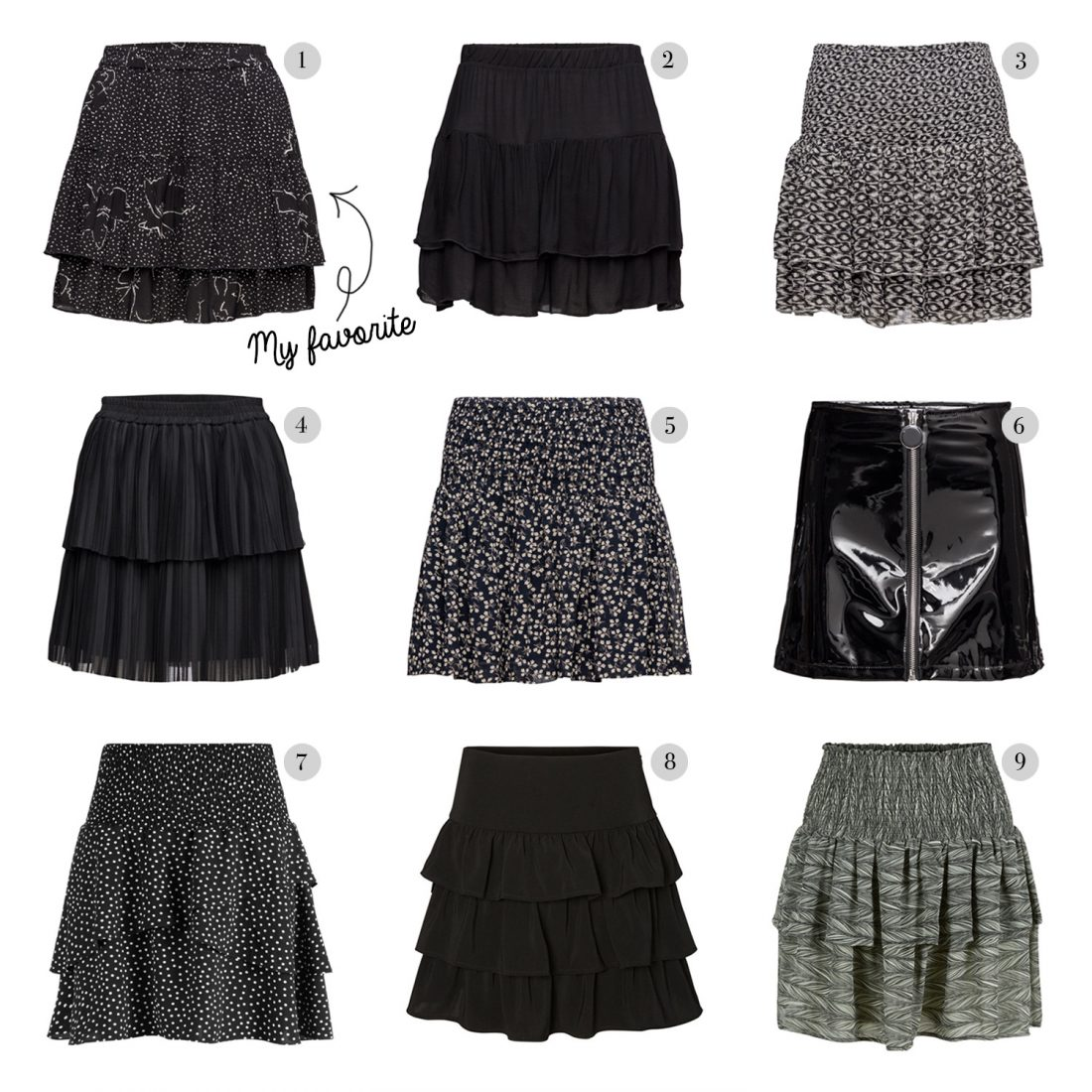 skirts, nederdele, shopping, gang, mango, second female