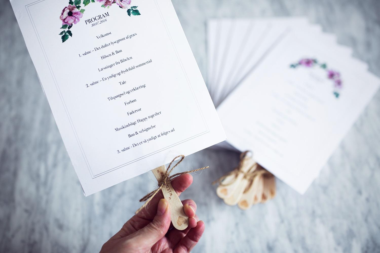 bryllups-program