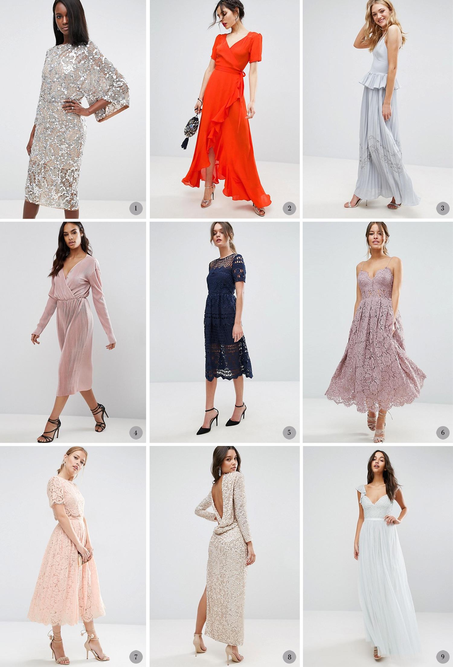 3daba2672060 bryllupsgæst kjole - Christina Dueholm