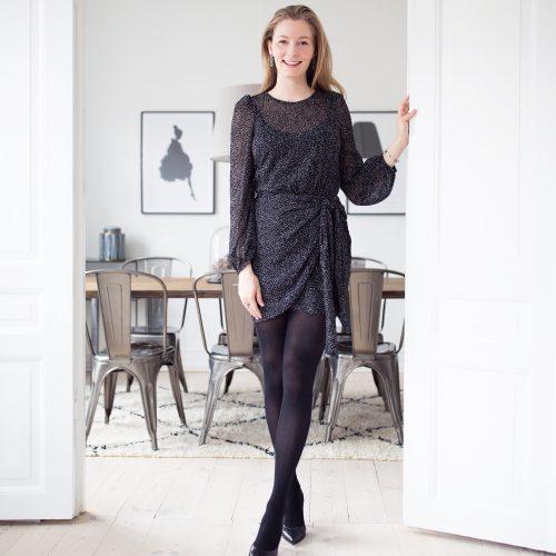 prikket-kjole