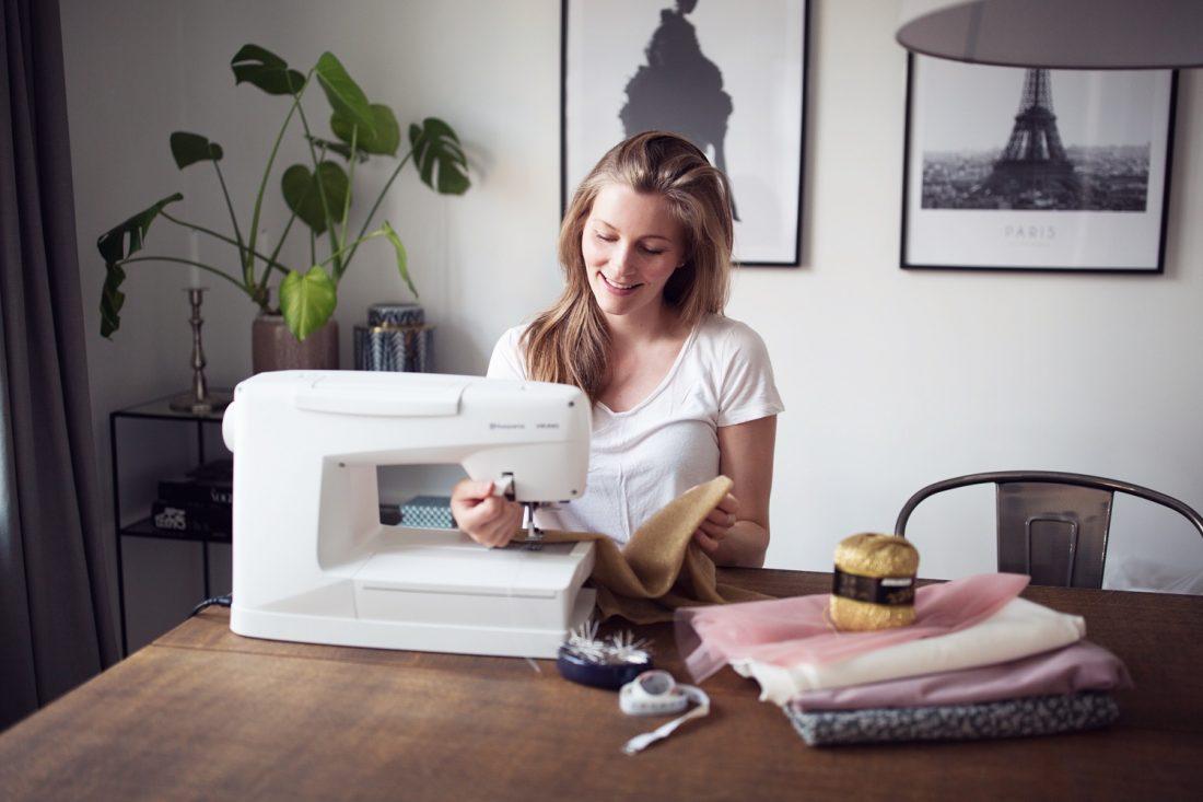 husqvarna opal 650, symaskine, sewing machine