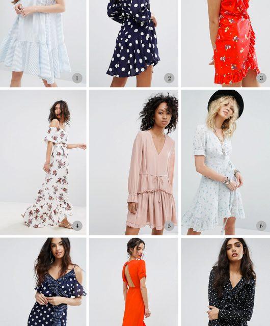 kjoler, sommerkjole, dresses