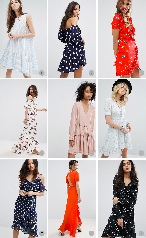 576b1614 kjoler, sommerkjole, dresses