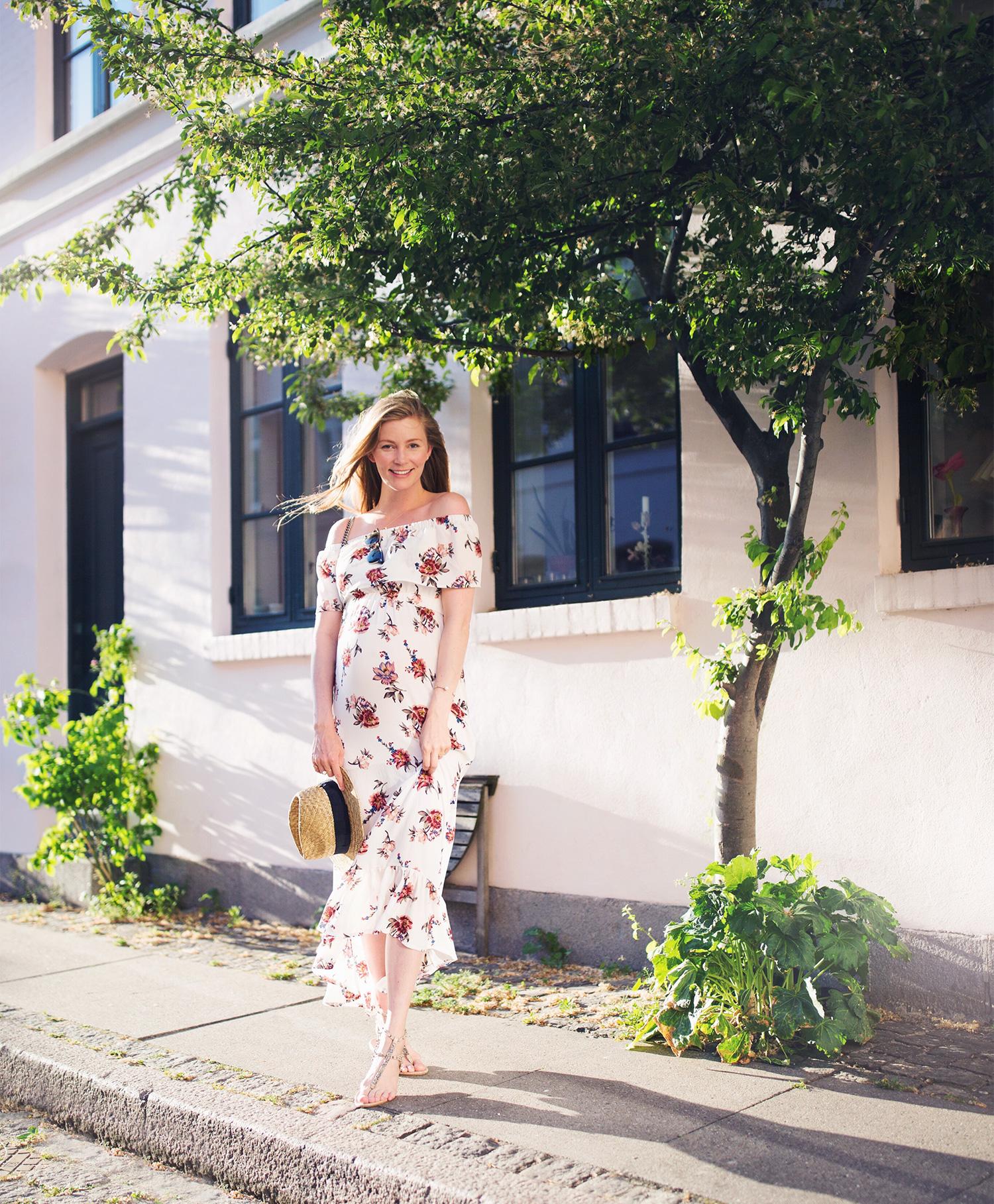 ddaae5c3 Et stort tak & en ny kjole - Christina Dueholm