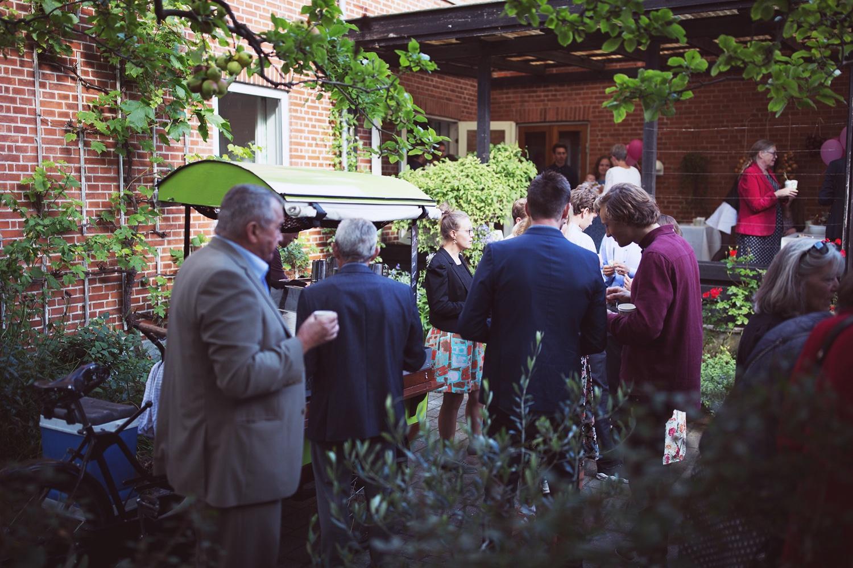 festlige indslag bryllup
