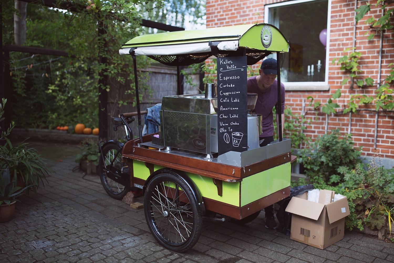 kaffevogn