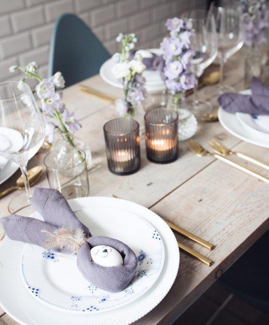 påske, påskebord, dorkdækning, easter, easter table
