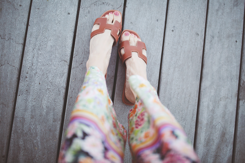 hermes-sandaler