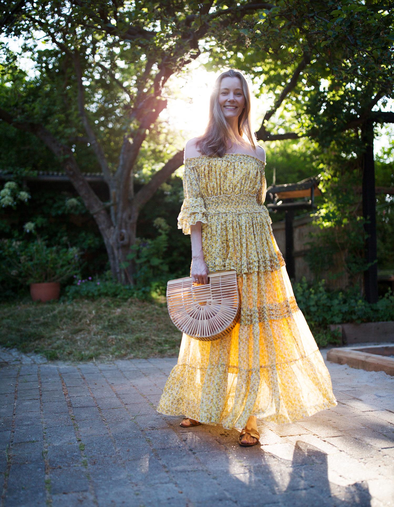 lang-kjole