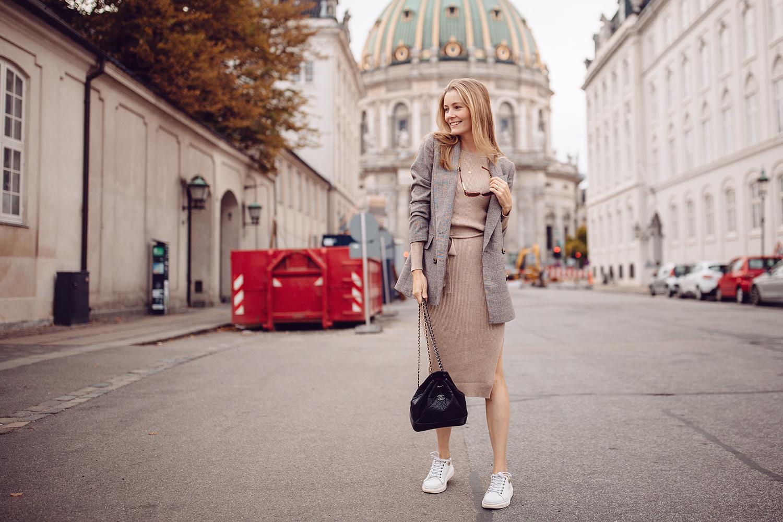 strik-kjole