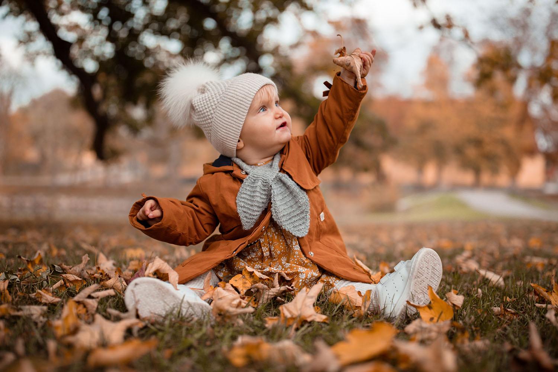 baby-vinterjakke