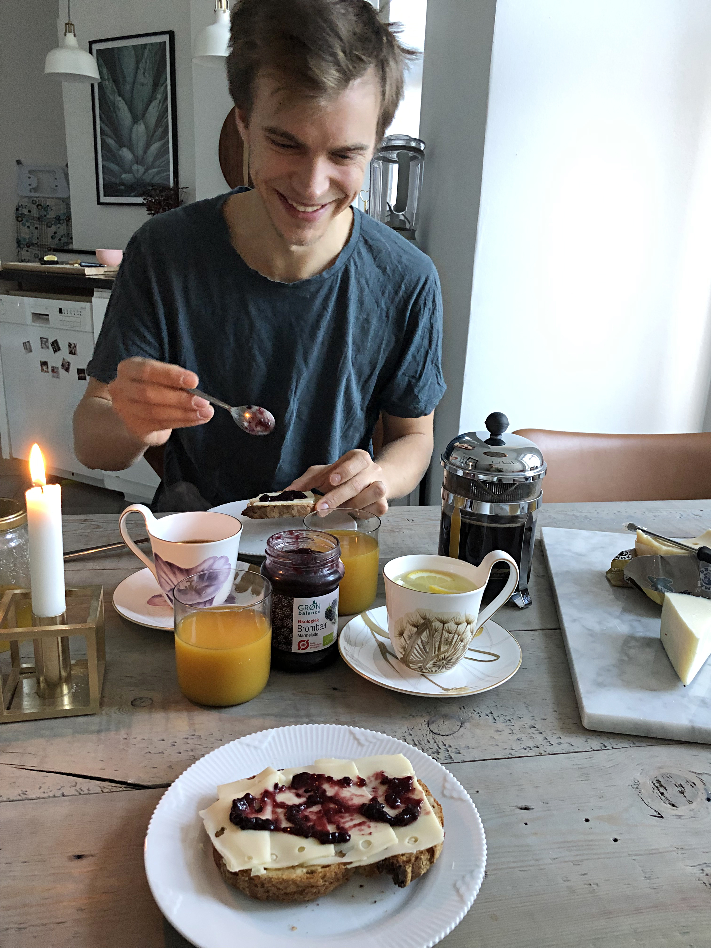 morgenmad