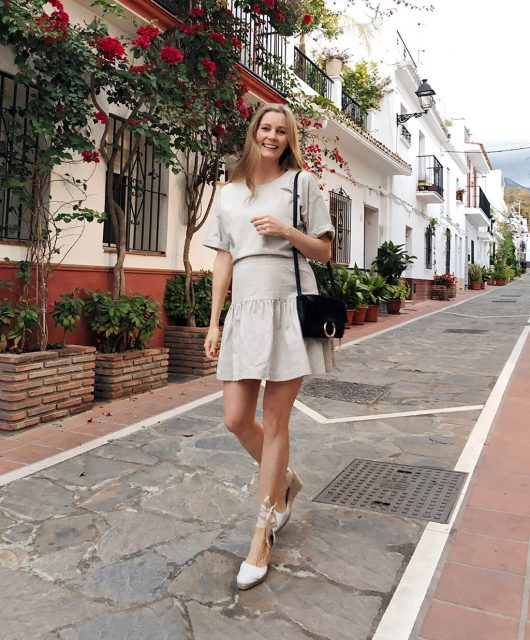 Marbella, outfit
