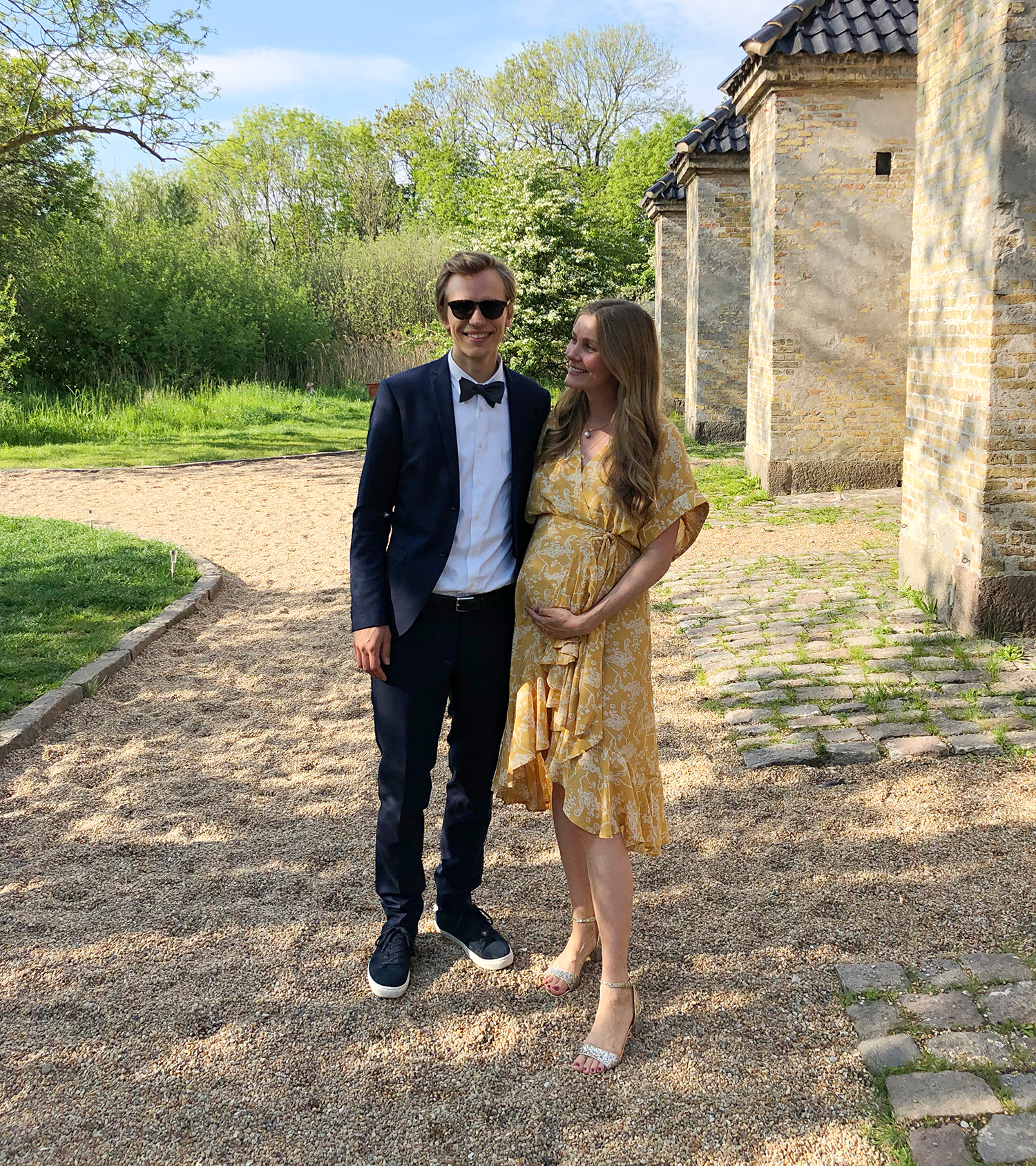 bryllupsgaest-kjole